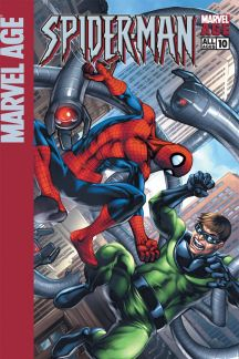 Marvel Age Spider-Man #10