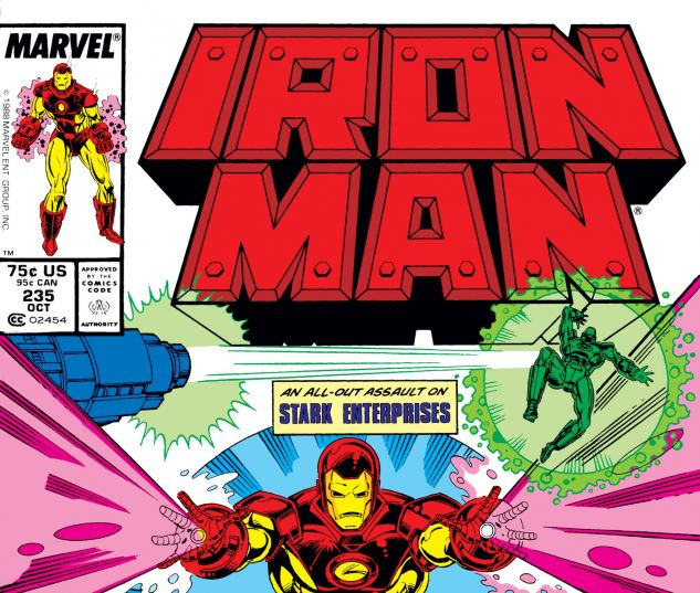 IRON MAN (1968) #235