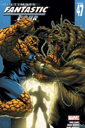 Ultimate Fantastic Four #47