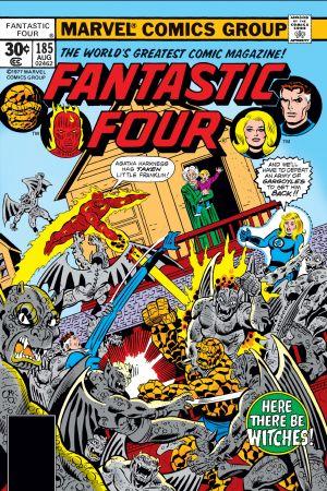 Fantastic Four (1961) #185