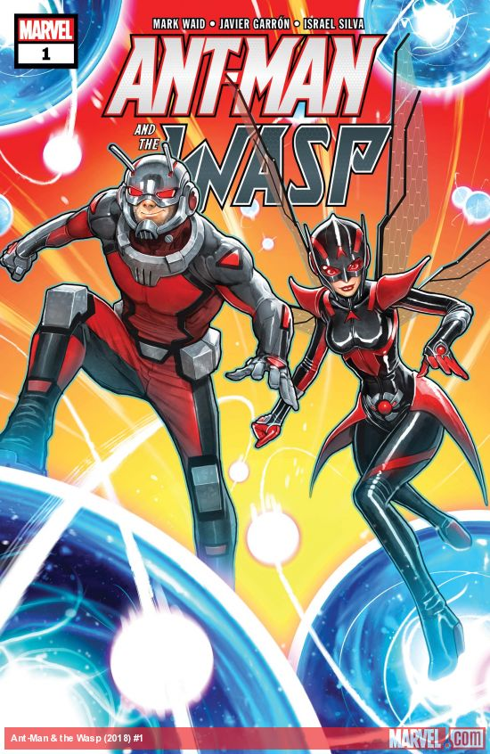 Ant-Man and The Wasp #1