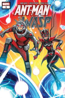 Ant-Man & the Wasp (2018) #1