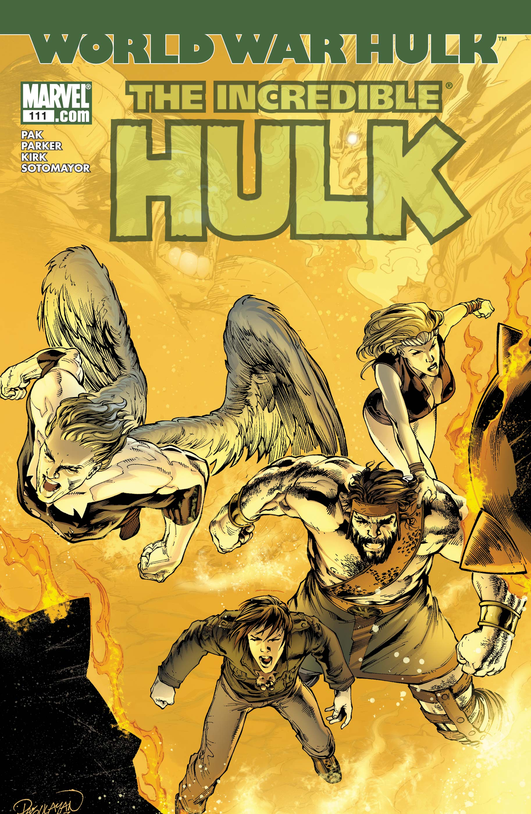 Incredible Hulk (1999) #111