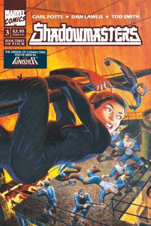 Shadowmasters (1989) #3
