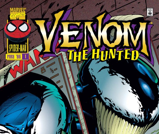 Venom_The_Hunted_1996_1