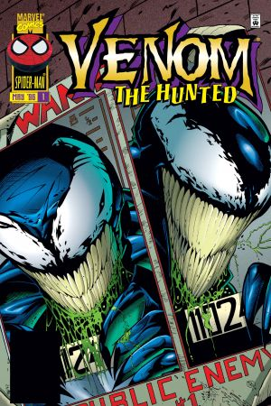Venom: The Hunted #1