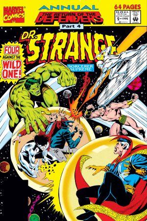 Doctor Strange Sorcerer Supreme Annual (1992 - 1994)