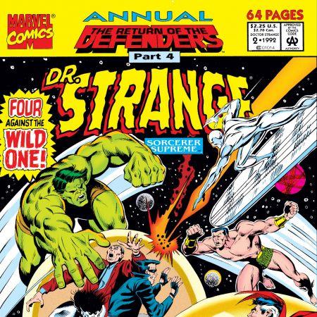 Doctor Strange Sorcerer Supreme Annual