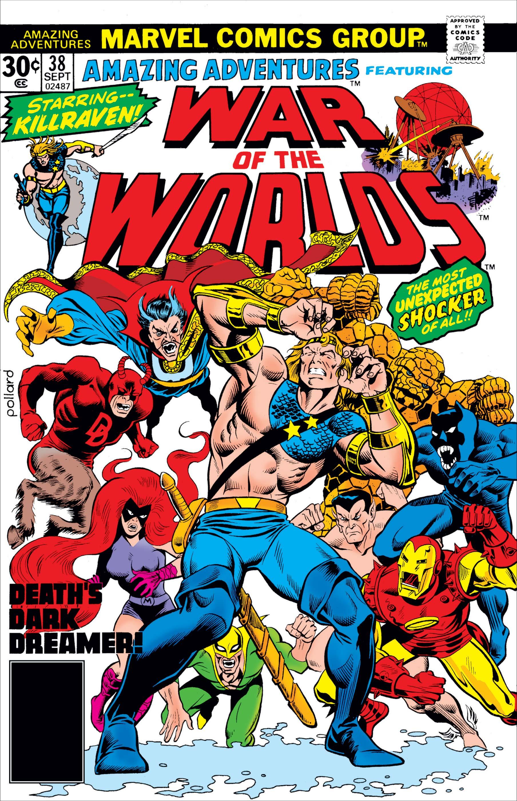 Amazing Adventures (1970) #38