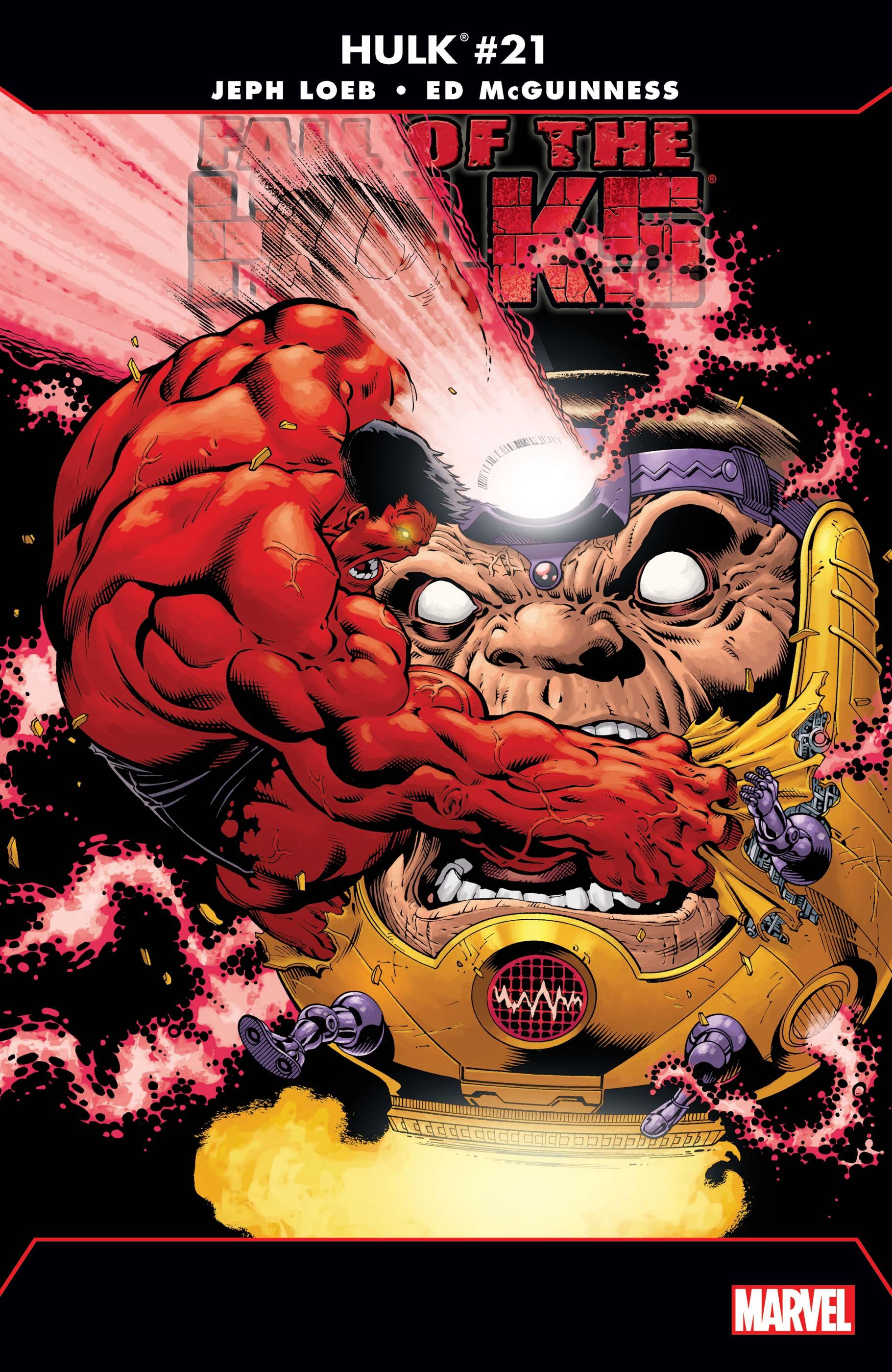 Hulk (2008) #21