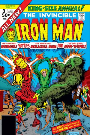 Iron Man Annual #3