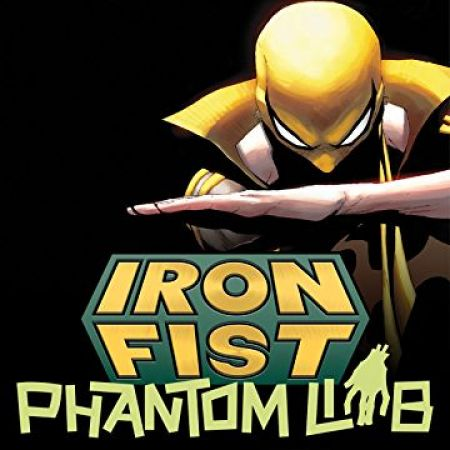 Iron Fist - Marvel Digital Original (2018)
