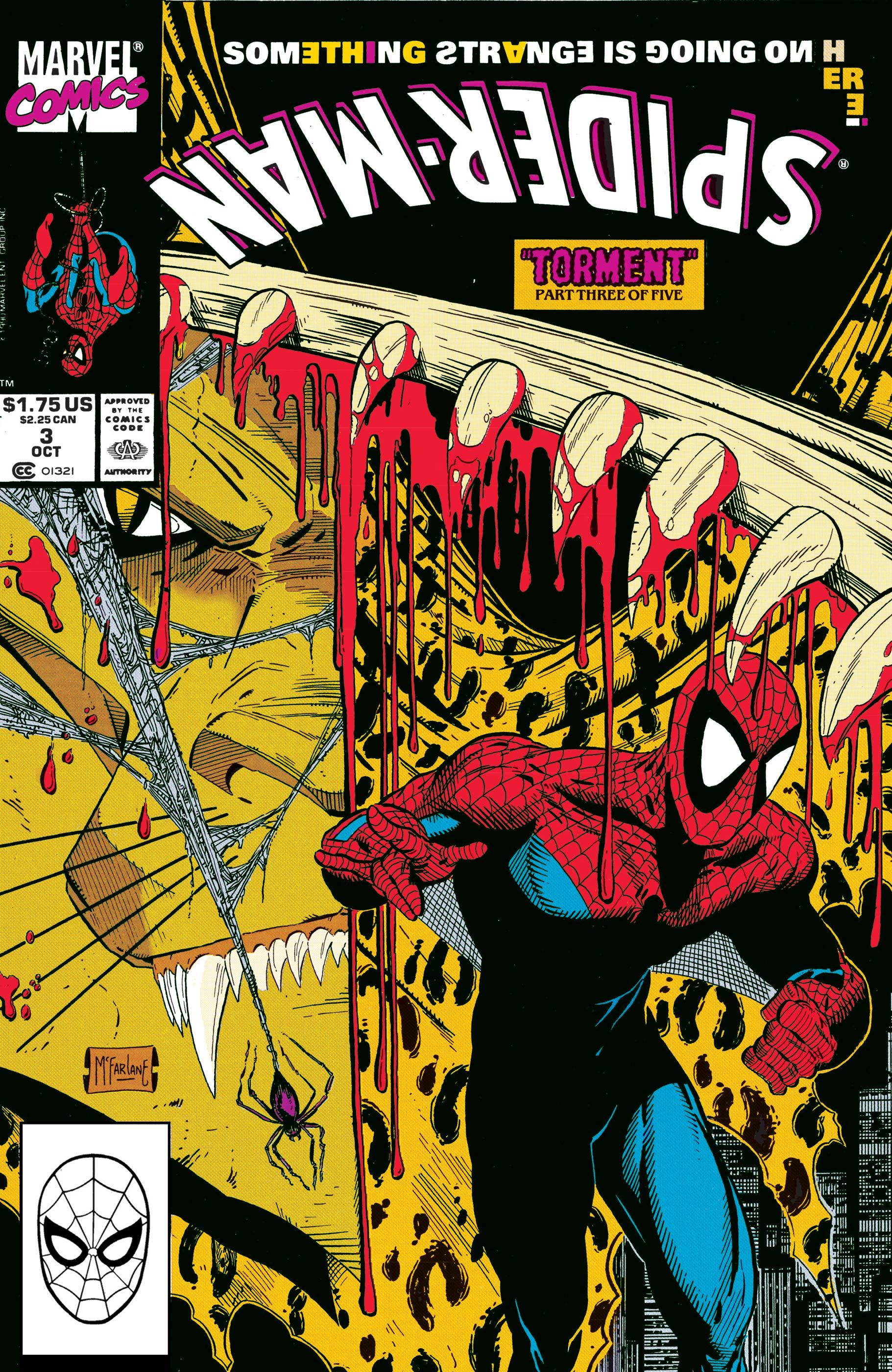 Spider-Man (1990) #3