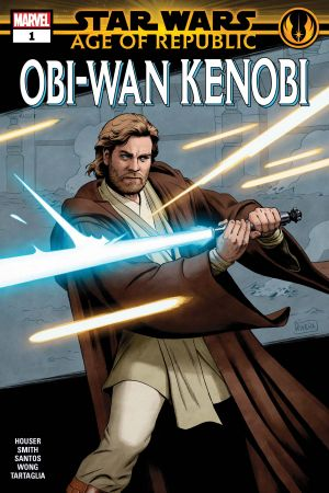 Star Wars: Age of Republic - Obi-Wan Kenobi #1