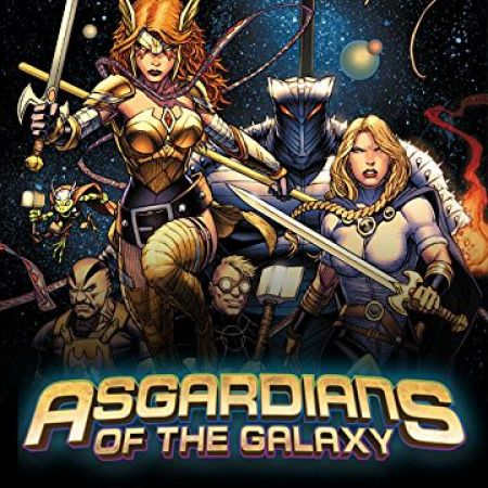 Asgardians of the Galaxy (2018 - Present)