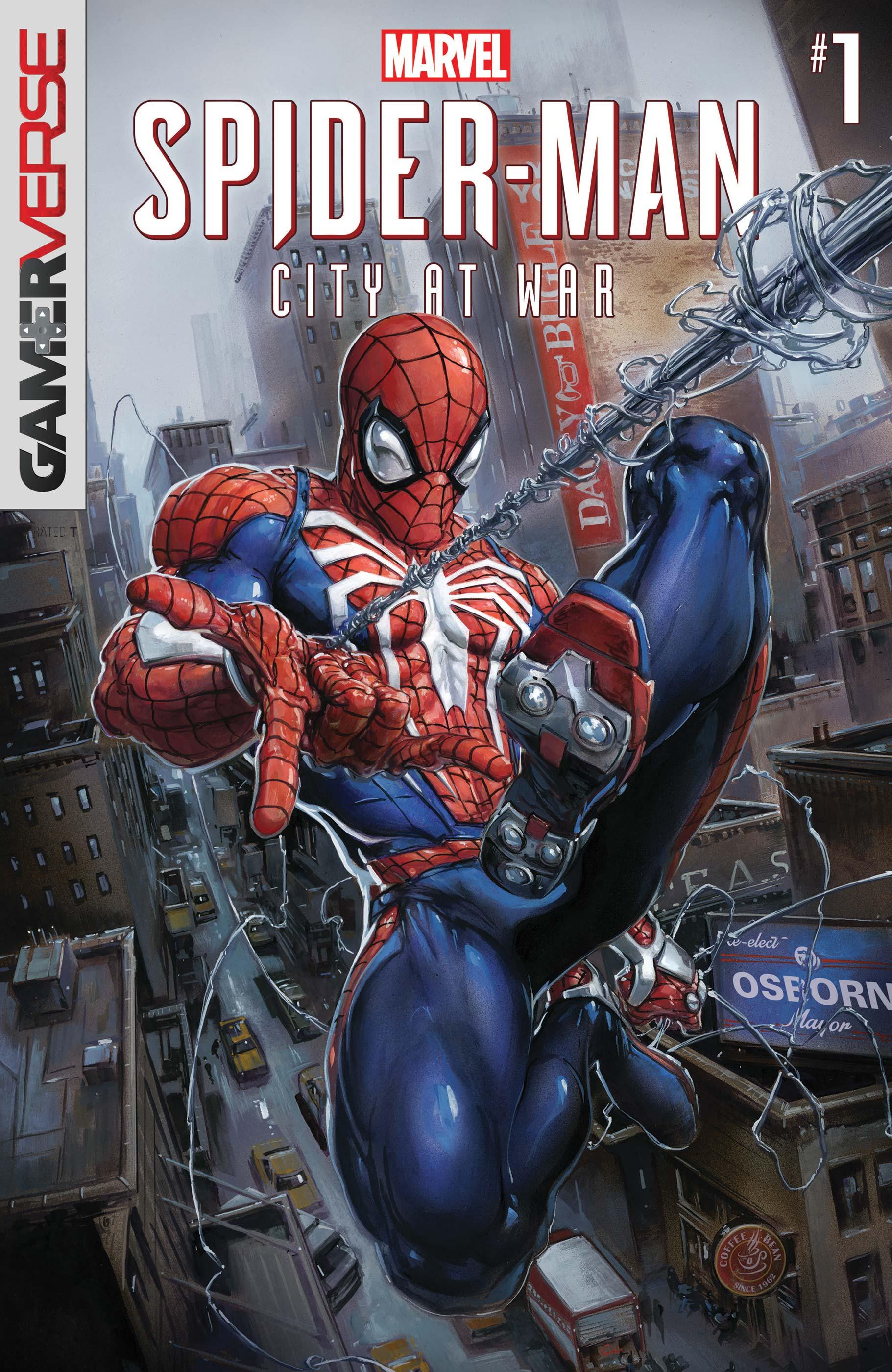 Marvel's Spider-Man: City at War (2019) #1
