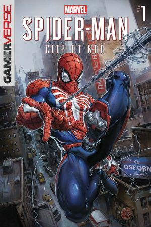 Marvel's Spider-Man: City at War (2019) #1
