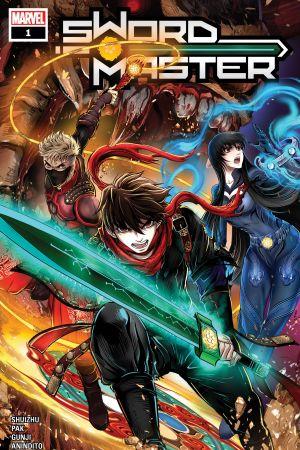 Sword Master (2019) #1