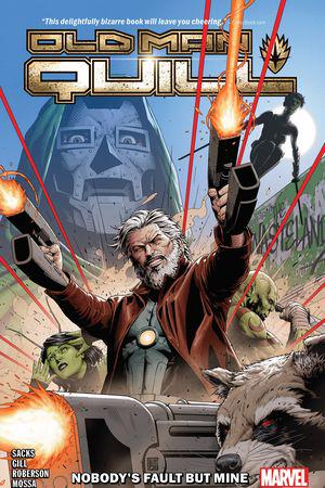 Old Man Quill Vol. 1: Nobody's Fault But Mine (Trade Paperback)
