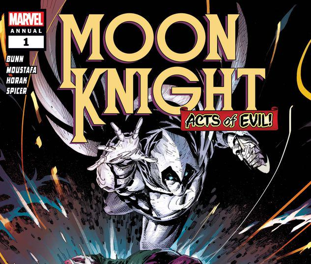MOON KNIGHT ANNUAL 1 #1