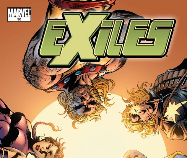 EXILES (2001) #90