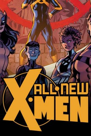 All-New X-Men (2015 - 2017)
