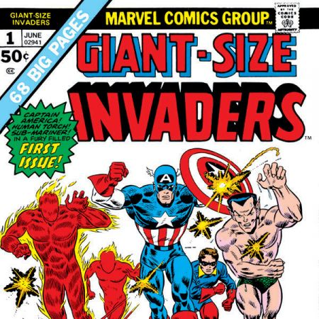 Giant-Size Invaders (1975 - 2005)