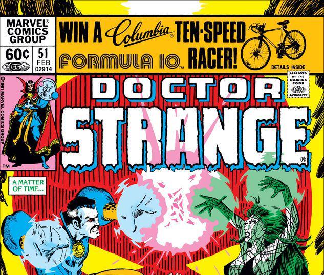Doctor Strange #51