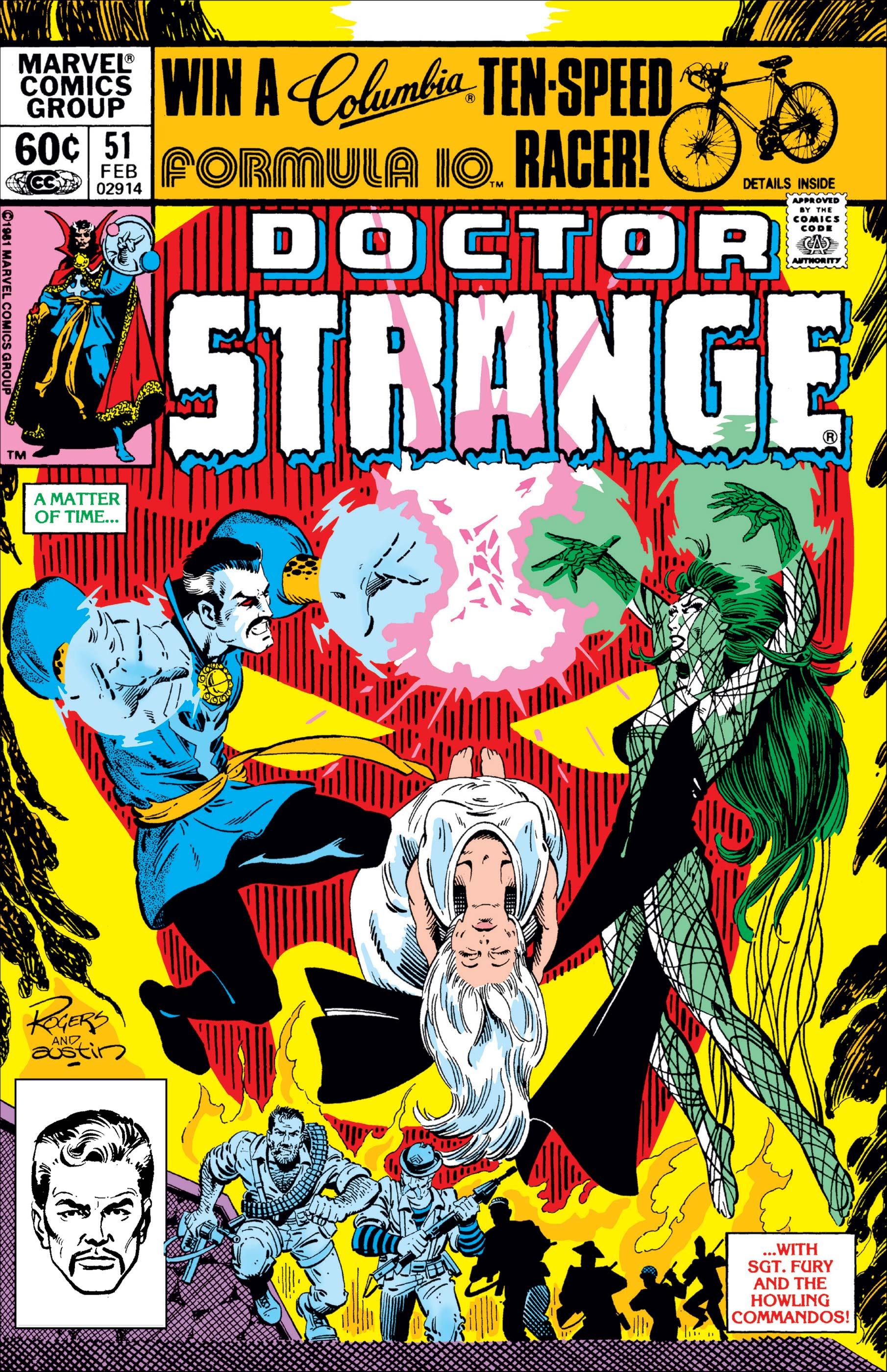 Doctor Strange (1974) #51