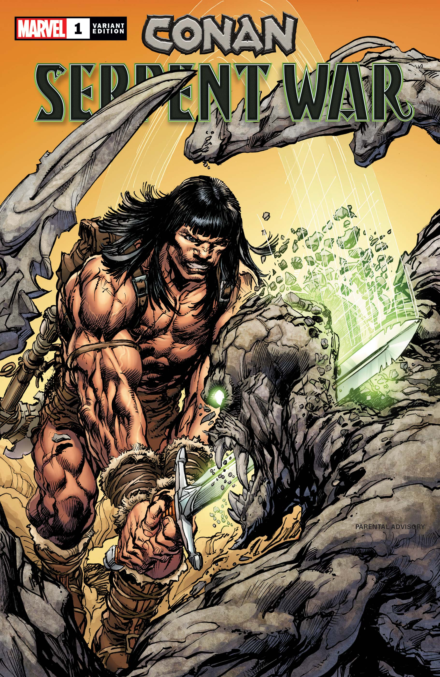 Conan: Serpent War (2019) #1 (Variant)