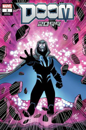 Doom 2099 (2019) #1 (Variant)