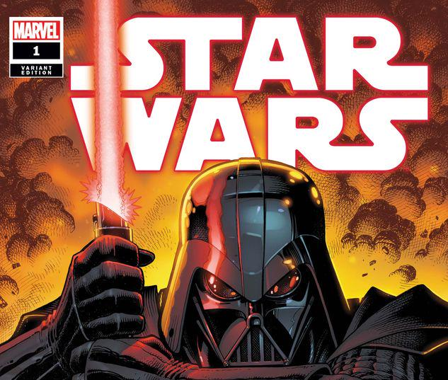 Star Wars #1-5Select Main /& Variant CoversNM 2020 Marvel