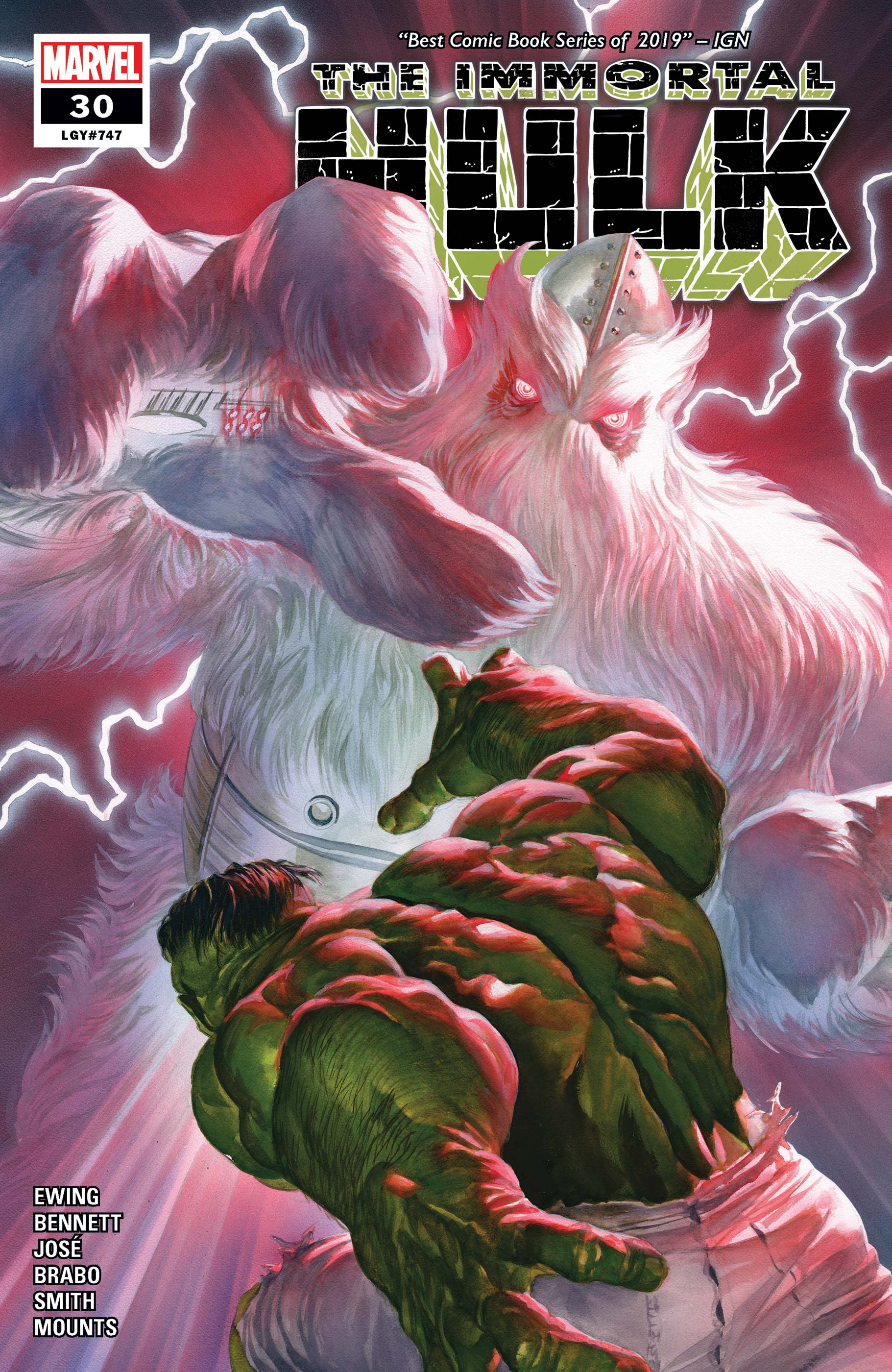 Immortal Hulk (2018) #30