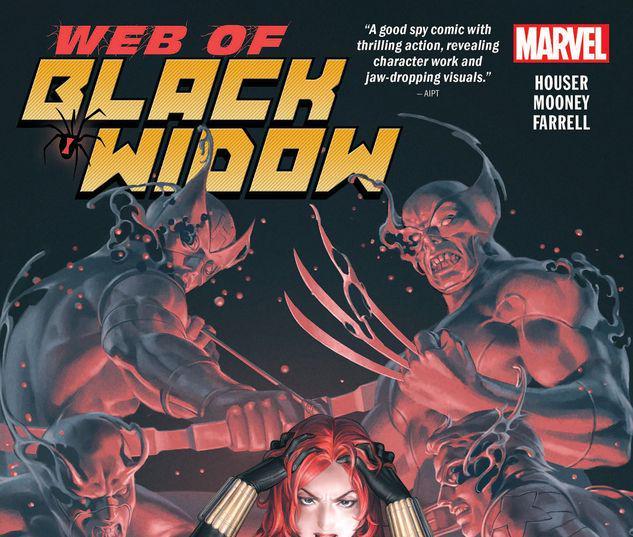 THE WEB OF BLACK WIDOW TPB #1