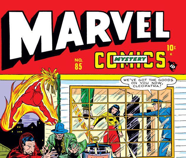 Marvel Mystery Comics #85