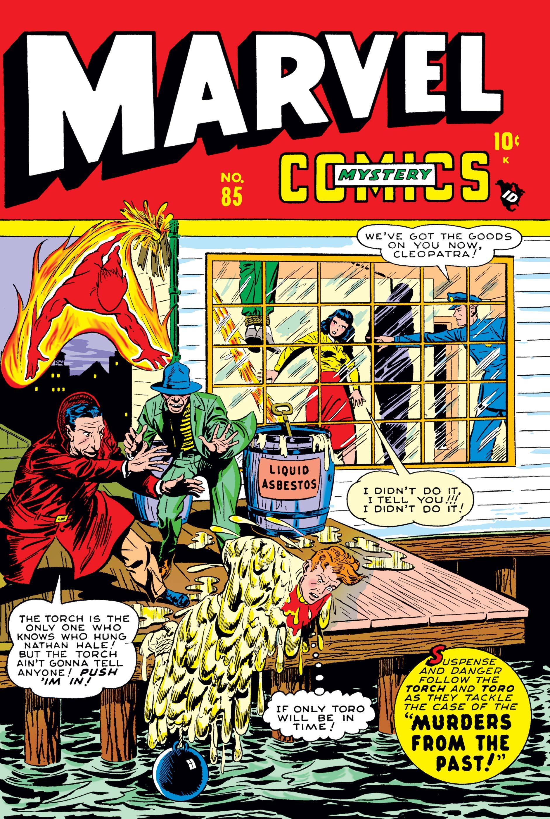 Marvel Mystery Comics (1939) #85