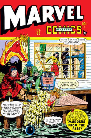 Marvel Mystery Comics #85