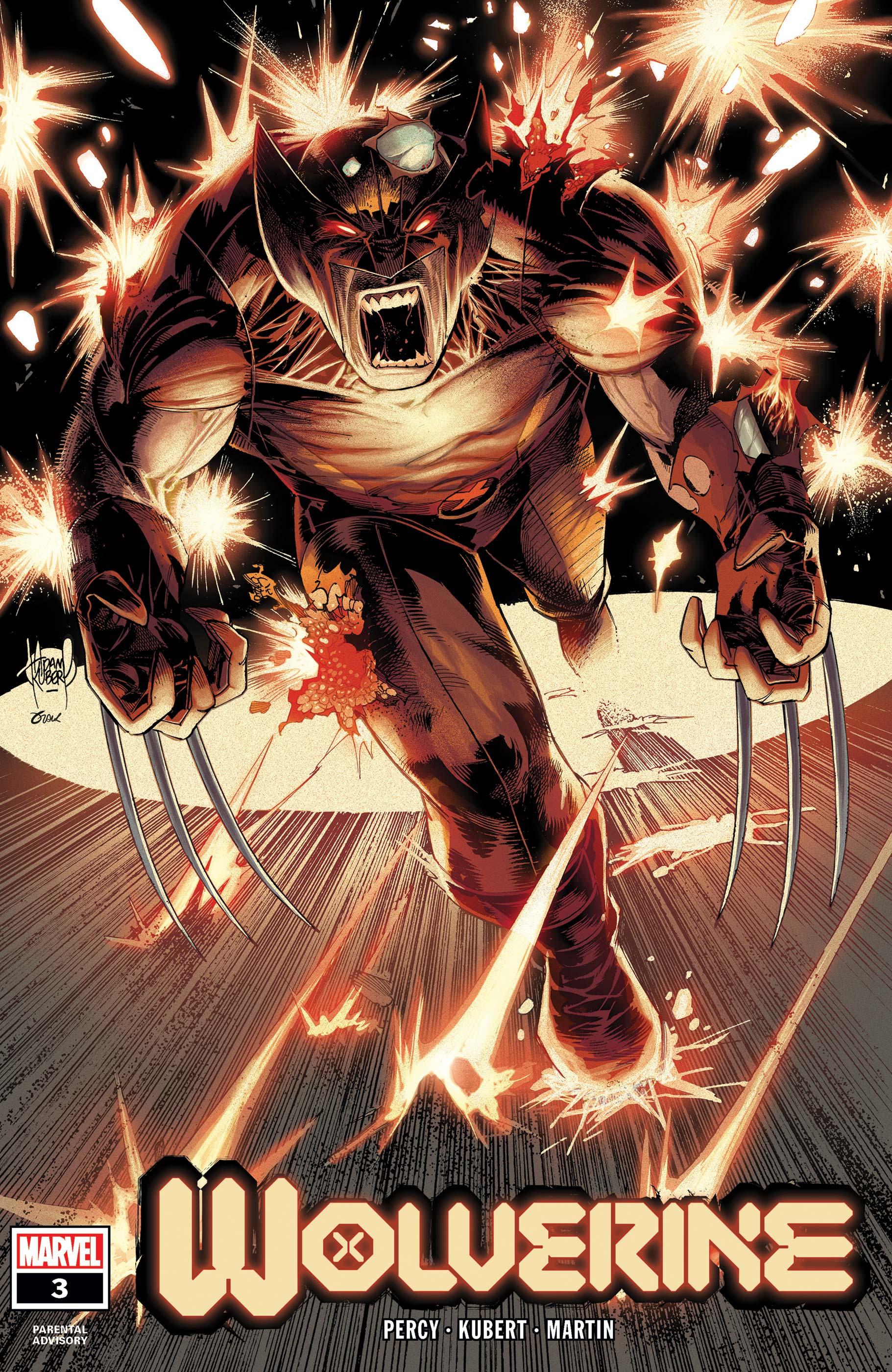 Wolverine (2020) #3