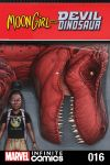Moon Girl and Devil Dinosaur Infinite Comic (2019) #16