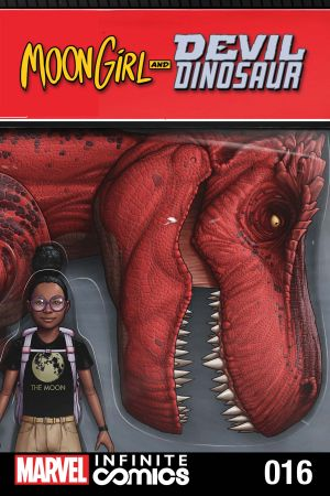 Moon Girl and Devil Dinosaur Infinite Comic (2019) #16