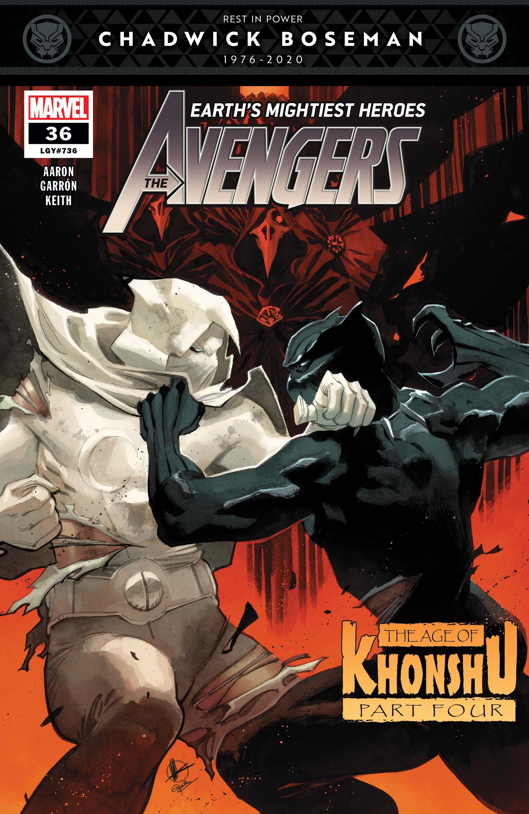 Avengers (2018) #36