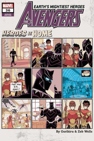 Avengers #36  (Variant)