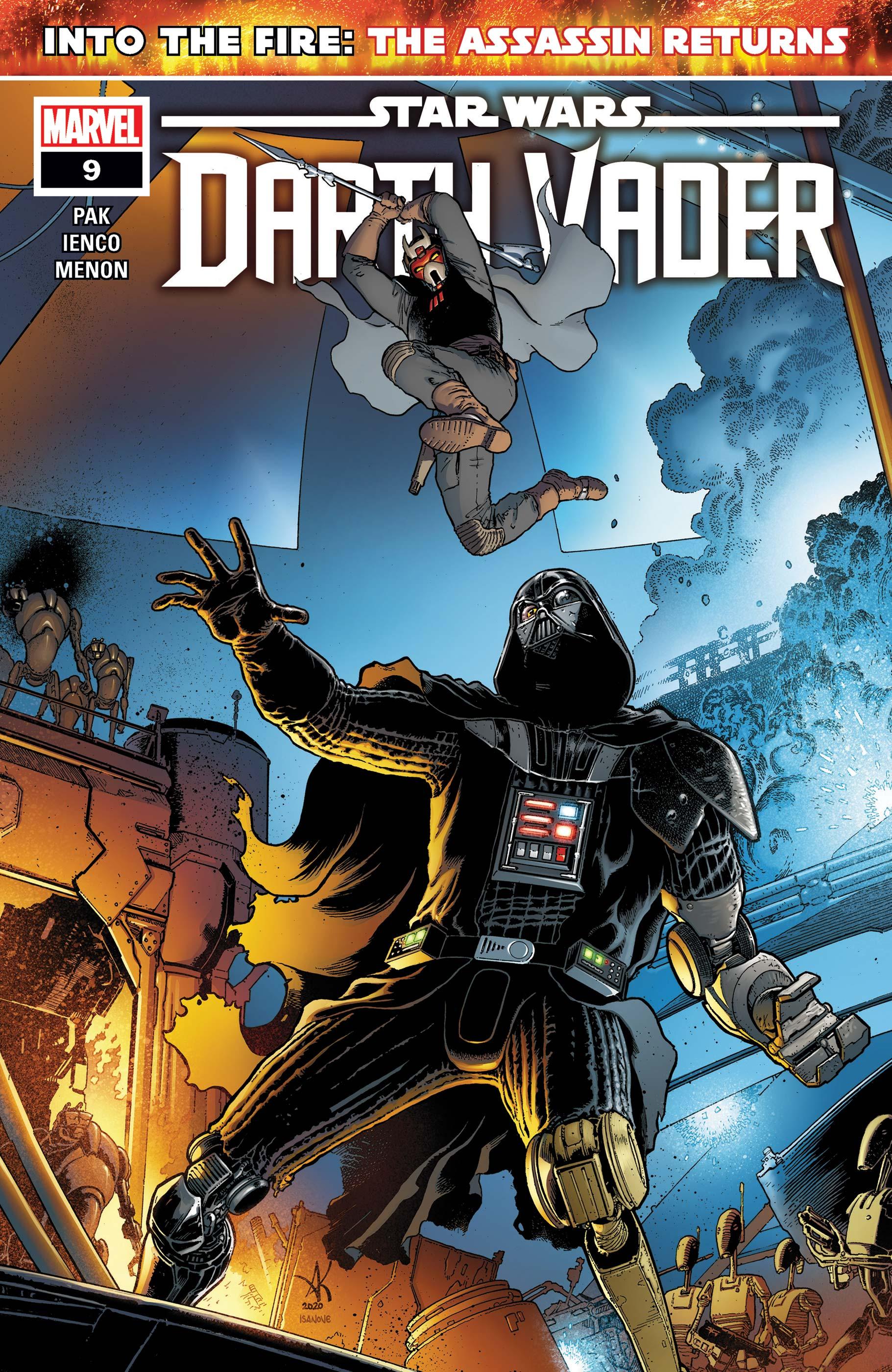 Star Wars: Darth Vader (2020) #9