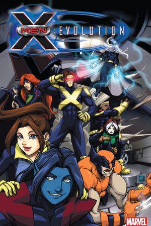 X-Men: Evolution (Trade Paperback)