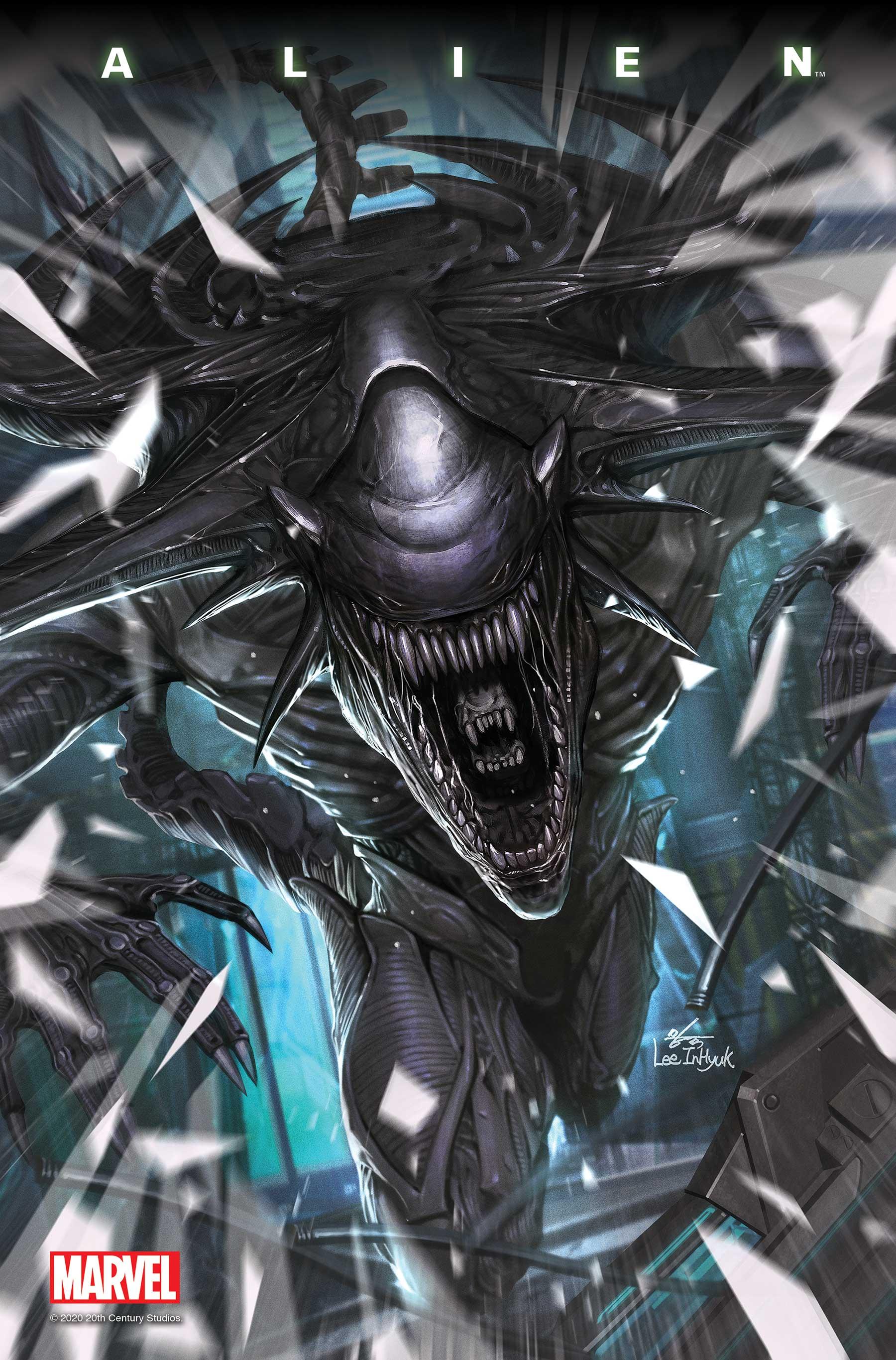 Alien (2021) #5