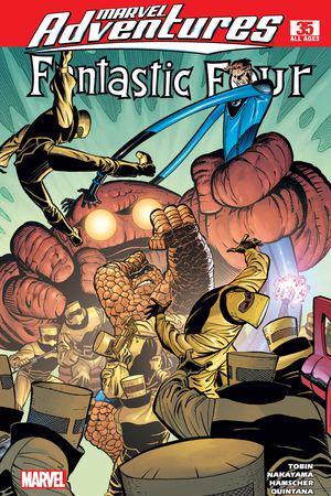 Marvel Adventures Fantastic Four #35