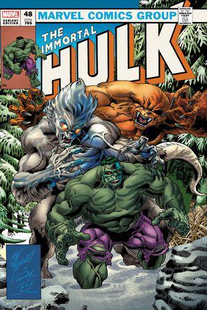 Immortal Hulk #48  (Variant)