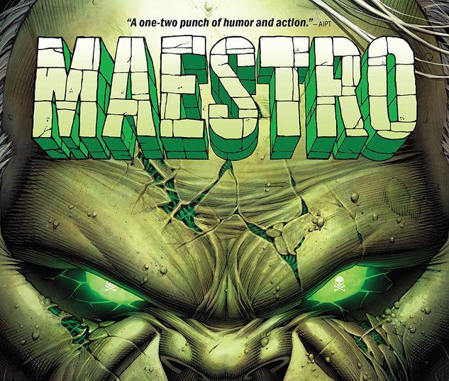 MAESTRO: WAR AND PAX TPB #1