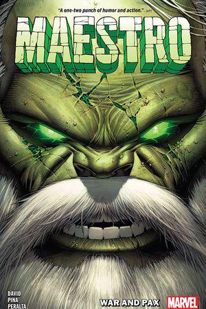 Maestro: War And Pax (Trade Paperback)