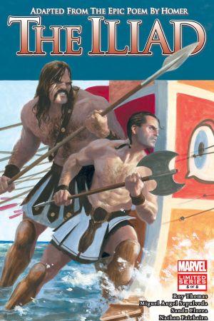 Marvel Illustrated: The Iliad #5